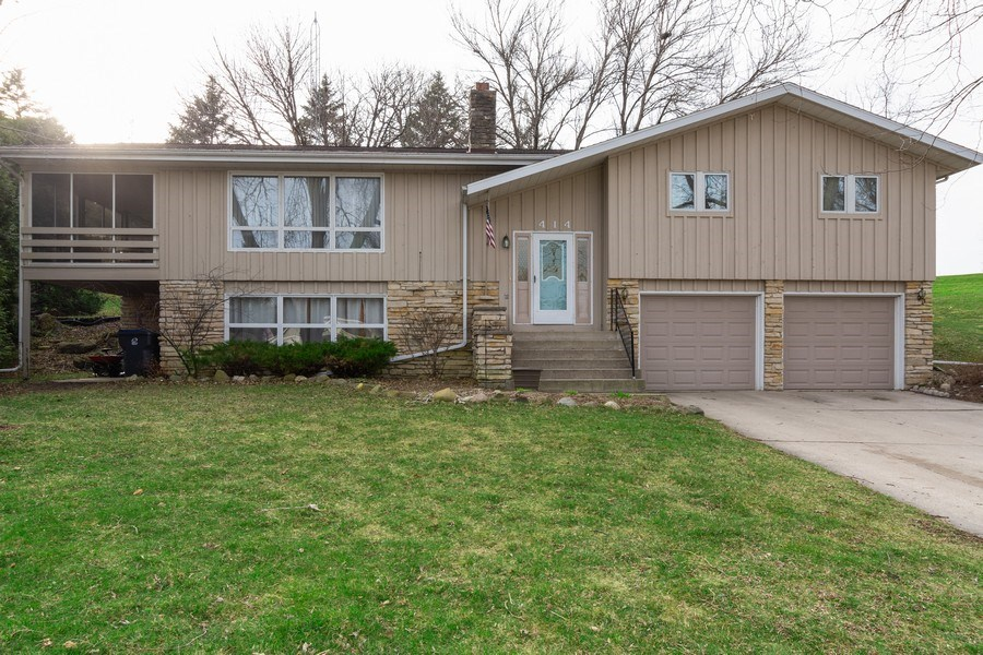 Real Estate Photography - 414 Blue Wing Circle, Horicon, WI, 53032 - Front View