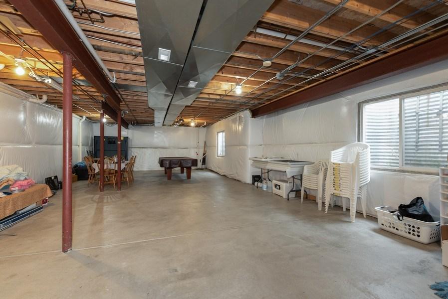 Real Estate Photography - 165 Hearthstone Drive, Bartlett, IL, 60103 - Basement