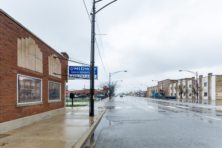 Real Estate Photography - 6457 S Pulaski RD, Chicago, IL, 60629 - Front View