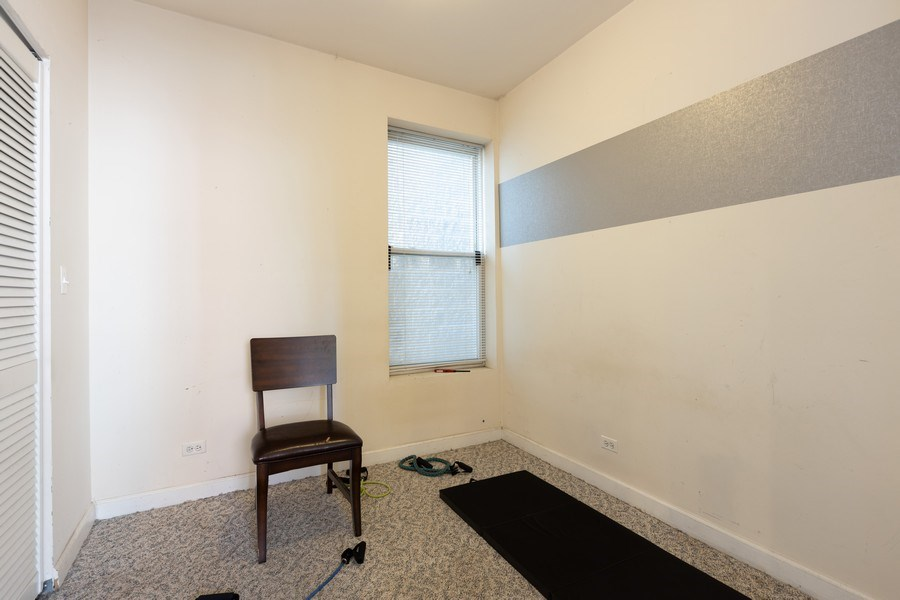 Real Estate Photography - 2647 W Cortez, Chicago, IL, 60622 - 2nd Bedroom