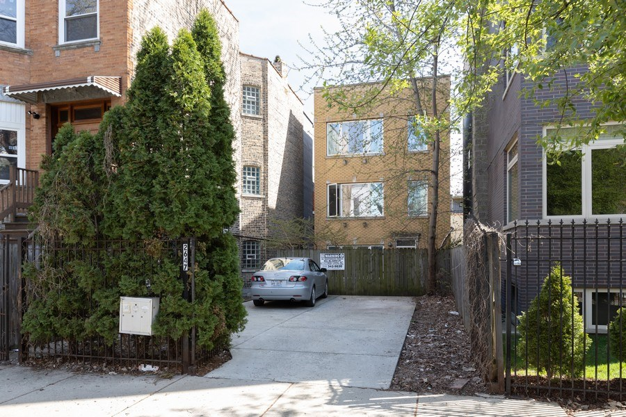 Real Estate Photography - 2647 W Cortez, Chicago, IL, 60622 - Front View