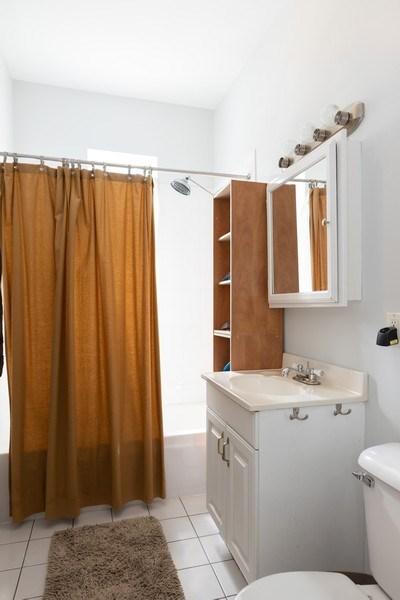 Real Estate Photography - 2647 W Cortez, Chicago, IL, 60622 - Bathroom