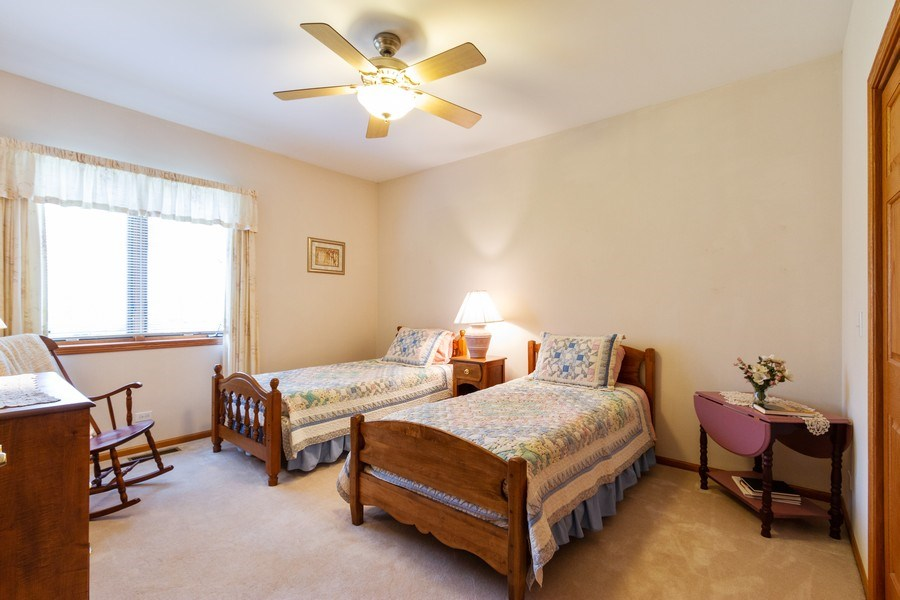 Real Estate Photography - 11105 Sandpiper Ct, Spring Grove, IL, 60081 - 2nd Bedroom