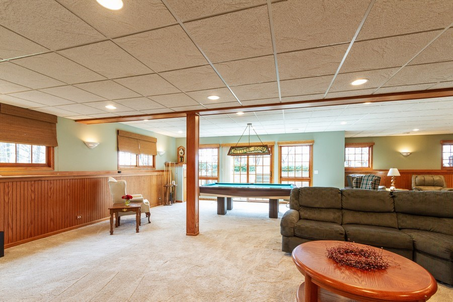 Real Estate Photography - 11105 Sandpiper Ct, Spring Grove, IL, 60081 - Basement