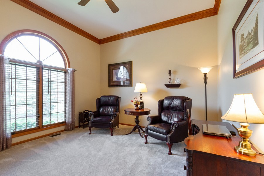 Real Estate Photography - 11105 Sandpiper Ct, Spring Grove, IL, 60081 - Office