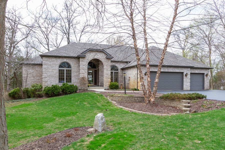 Real Estate Photography - 11105 Sandpiper Ct, Spring Grove, IL, 60081 - Front View