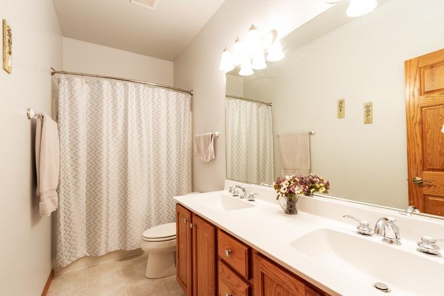 Real Estate Photography - 11105 Sandpiper Ct, Spring Grove, IL, 60081 - Bathroom