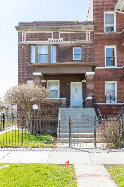 Real Estate Photography - 4827 W Westend, Chicago, IL, 60644 - Front View