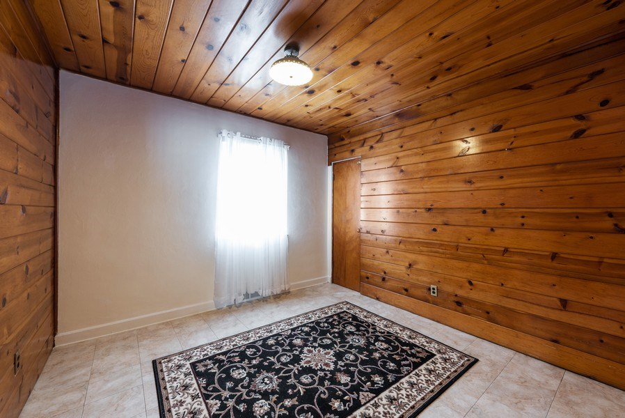 Real Estate Photography - 8130 Harrison Ave., Munster, IN, 46321 - 2nd Bedroom