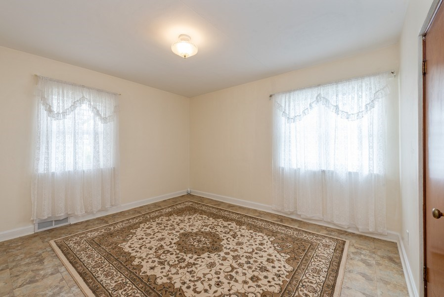 Real Estate Photography - 8130 Harrison Ave., Munster, IN, 46321 - 3rd Bedroom