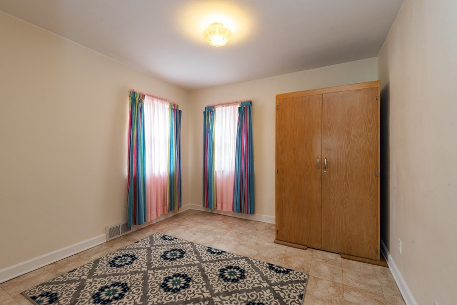 Real Estate Photography - 8130 Harrison Ave., Munster, IN, 46321 - Bedroom