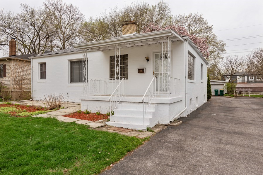 Real Estate Photography - 8130 Harrison Ave., Munster, IN, 46321 - Front View