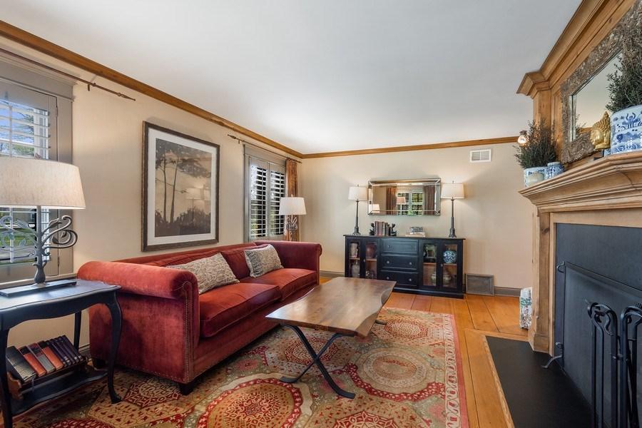 Real Estate Photography - 222 E. Colfax Street, Palatine, IL, 60067 - Living Room