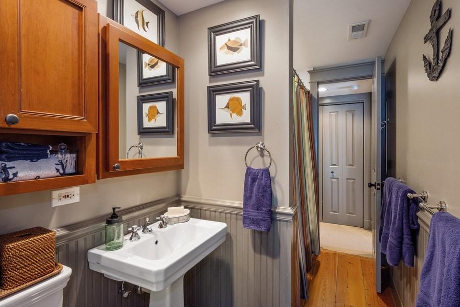 Real Estate Photography - 222 E. Colfax Street, Palatine, IL, 60067 - 3rd Bathroom