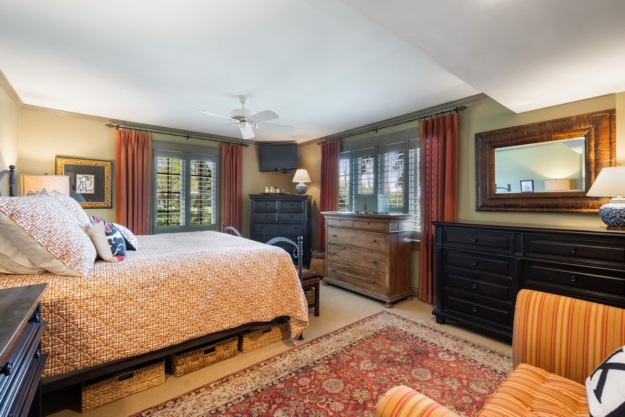 Real Estate Photography - 222 E. Colfax Street, Palatine, IL, 60067 - Master Bedroom