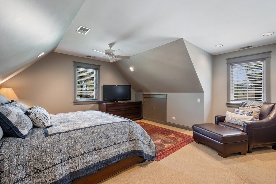 Real Estate Photography - 222 E. Colfax Street, Palatine, IL, 60067 - 2nd Bedroom