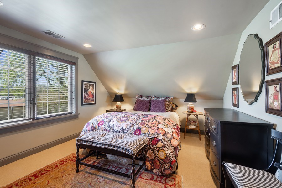 Real Estate Photography - 222 E. Colfax Street, Palatine, IL, 60067 - 4th Bedroom