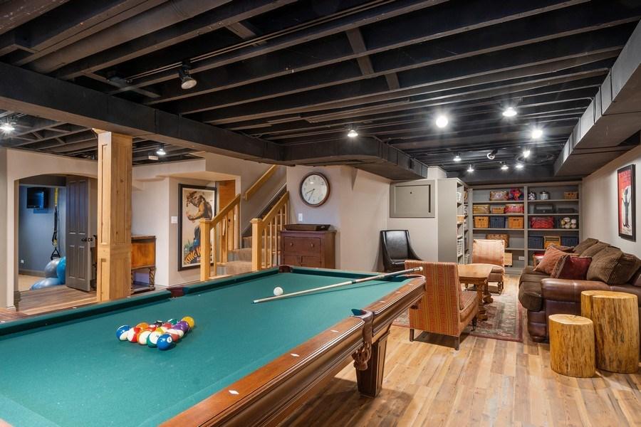 Real Estate Photography - 222 E. Colfax Street, Palatine, IL, 60067 - Basement