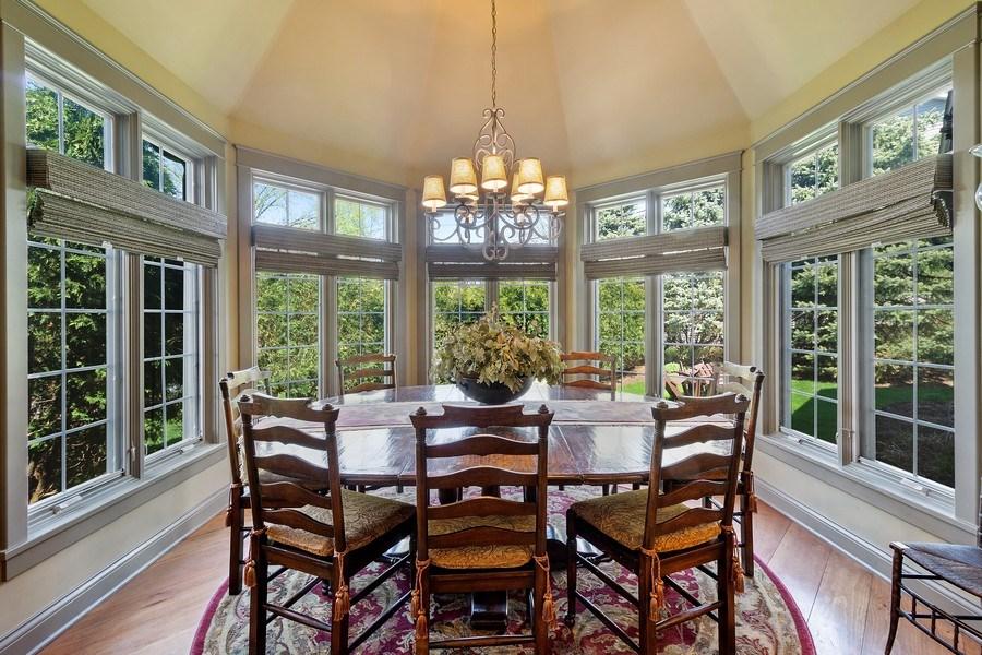 Real Estate Photography - 222 E. Colfax Street, Palatine, IL, 60067 - Dining Area