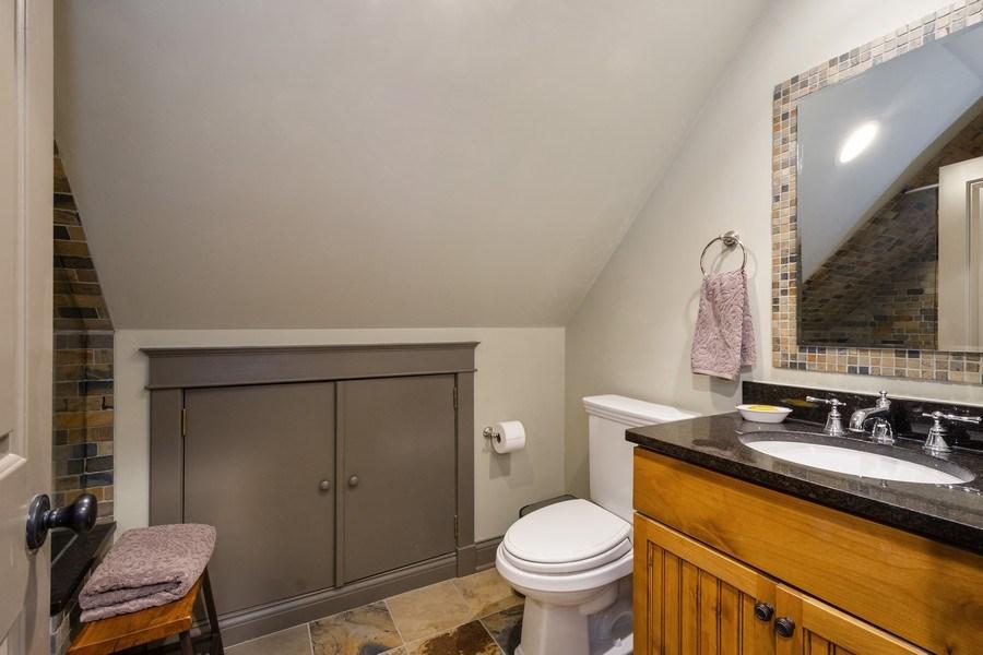 Real Estate Photography - 222 E. Colfax Street, Palatine, IL, 60067 - 2nd Bathroom