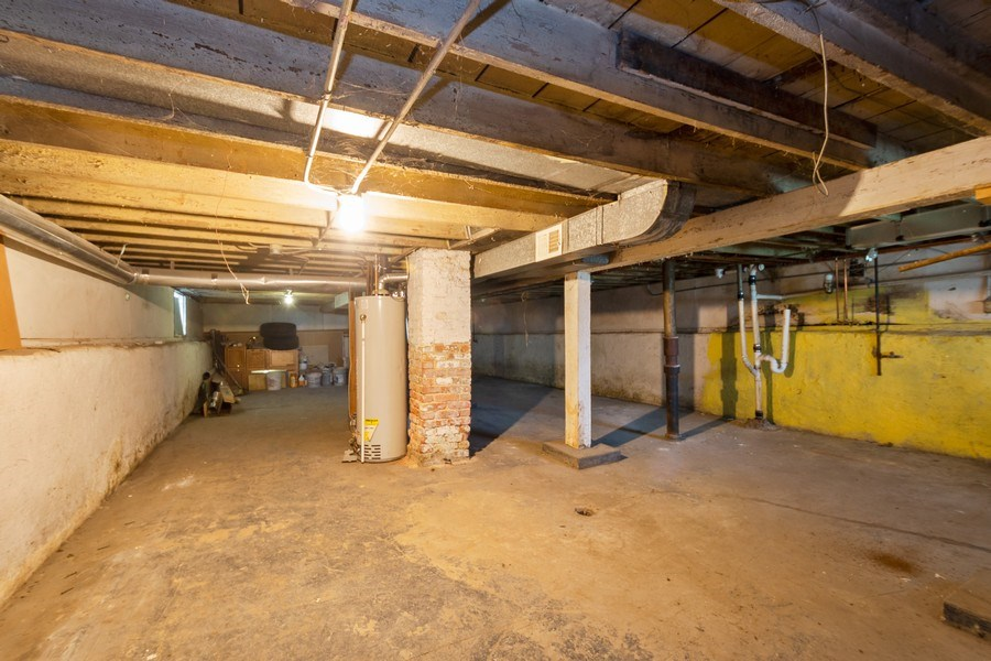 Real Estate Photography - 7823 S. Marquette Ave, Chicago, IL, 60649 - Basement