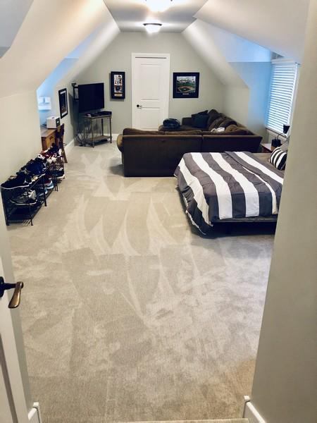 Real Estate Photography - 1549 Stratford Road, Deerfield, IL, 60015 - Bonus Room / Bedroom