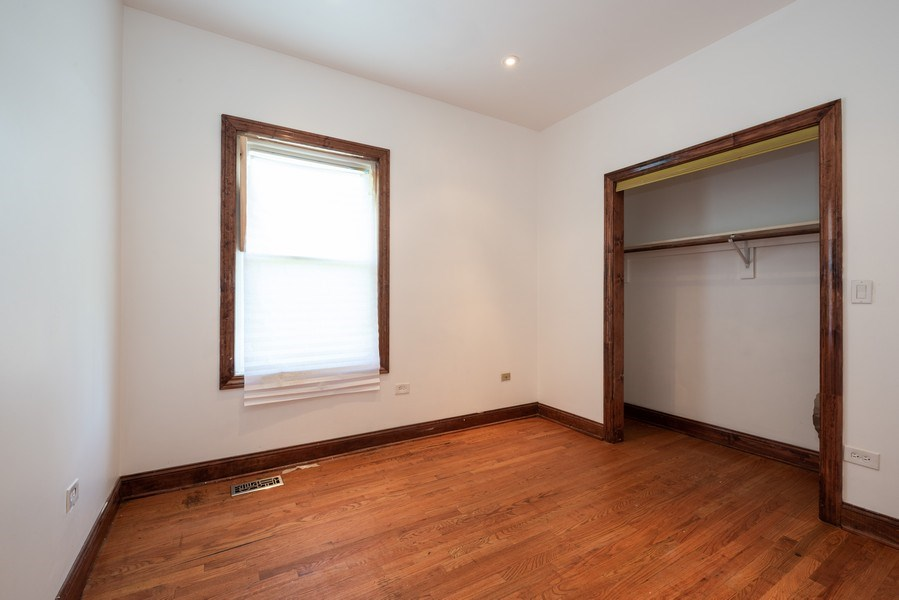 Real Estate Photography - 7633 S Dobson, Chicago, IL, 60619 - 3rd Bedroom
