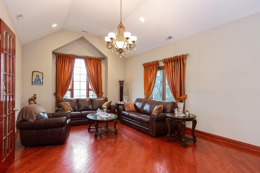 Real Estate Photography - 8179 Wolf Road, La Grange, IL, 60525 - Living Room