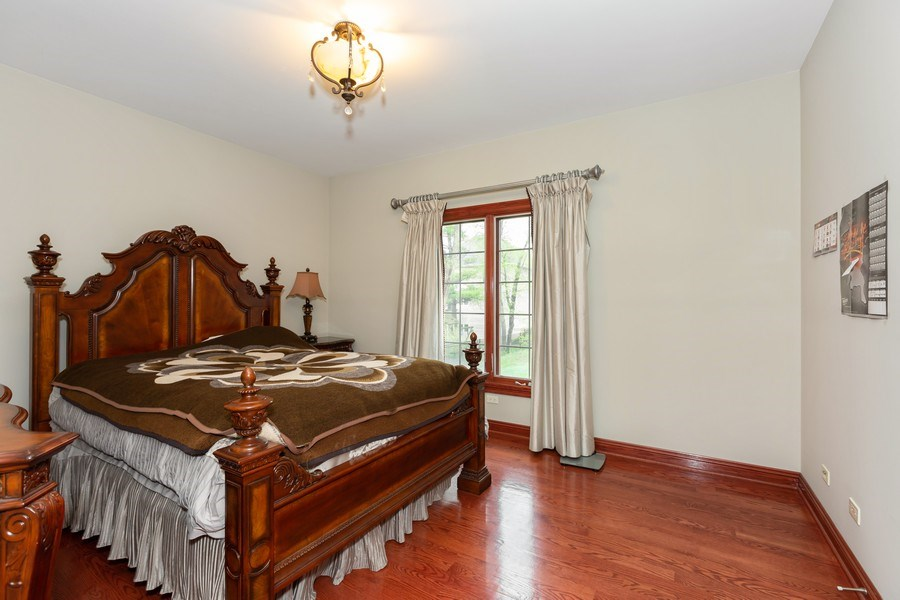 Real Estate Photography - 8179 Wolf Road, La Grange, IL, 60525 - 2nd Bedroom