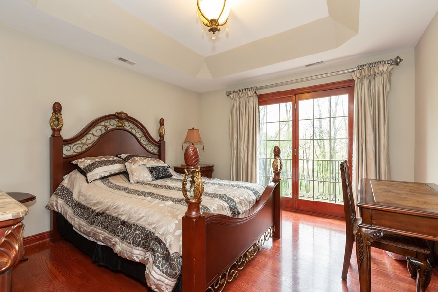 Real Estate Photography - 8179 Wolf Road, La Grange, IL, 60525 - 4th Bedroom