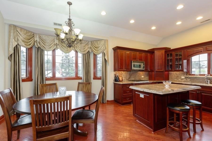Real Estate Photography - 8179 Wolf Road, La Grange, IL, 60525 - Kitchen