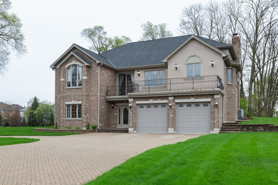 Real Estate Photography - 8179 Wolf Road, La Grange, IL, 60525 - Front View