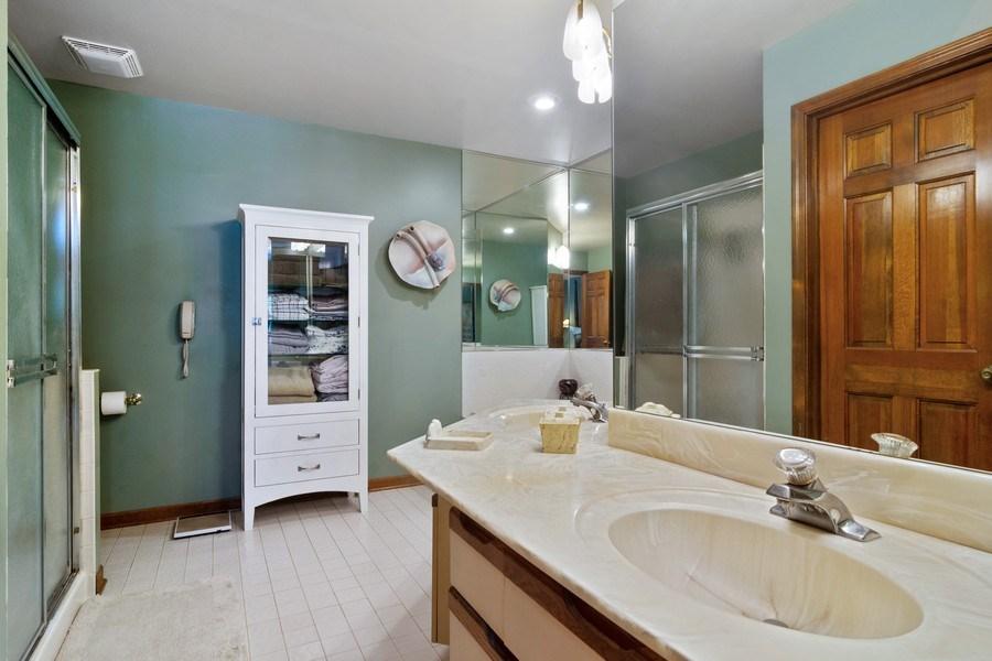 Real Estate Photography - 2451 Walden Ln, Arlington Heights, IL, 60004 - Master Bathroom