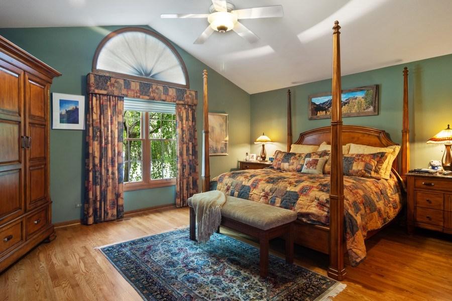 Real Estate Photography - 2451 Walden Ln, Arlington Heights, IL, 60004 - Master Bedroom