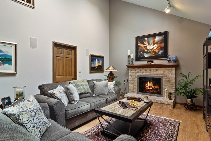 Real Estate Photography - 2451 Walden Ln, Arlington Heights, IL, 60004 - Family Room