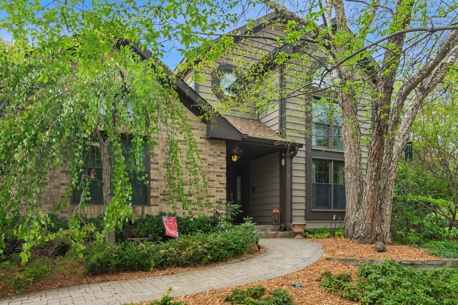 Real Estate Photography - 2451 Walden Ln, Arlington Heights, IL, 60004 - Front View