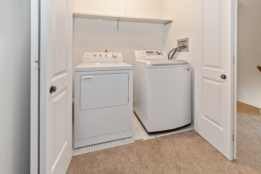 Real Estate Photography - 708 Orleans Dr, Highland Park, IL, 60035 - Laundry Room