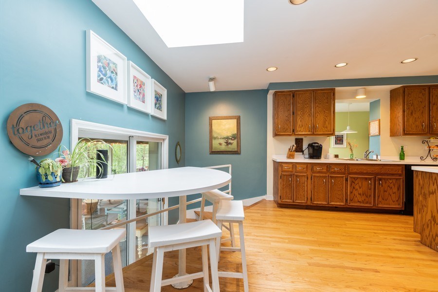 Real Estate Photography - 2303 Hutchison, Flossmoor, IL, 60422 - Kitchen / Breakfast Room
