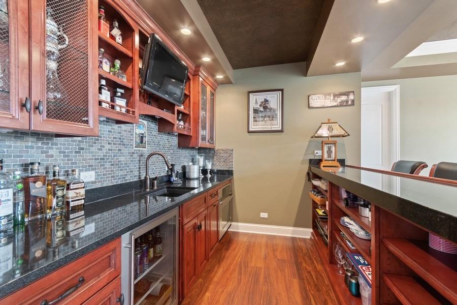 Real Estate Photography - 39W165 Longmeadow Ln, St. Charles, IL, 60175 - Basement