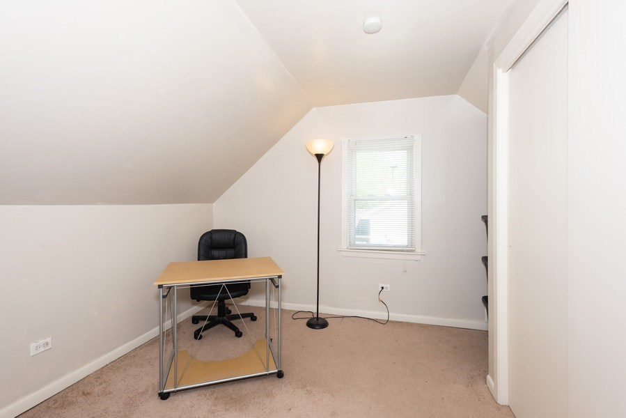 Real Estate Photography - 2N047 Edgewood Ave, Lombard, IL, 60148 - Bedroom