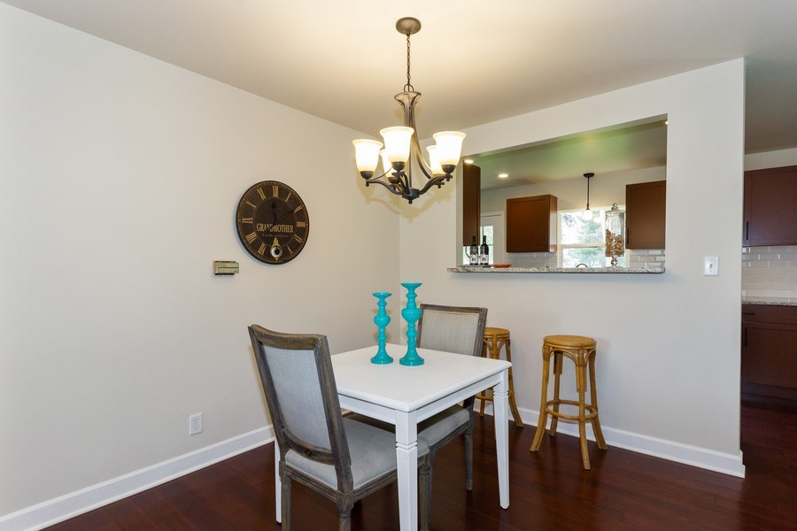 Real Estate Photography - 107 Dolores ST, Oswego, IL, 60543 - Dining Room