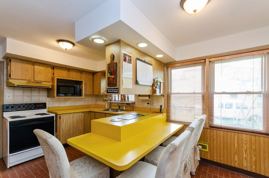 Real Estate Photography - 11605 S. Parnell, Chicago, IL, 60628 - Kitchen