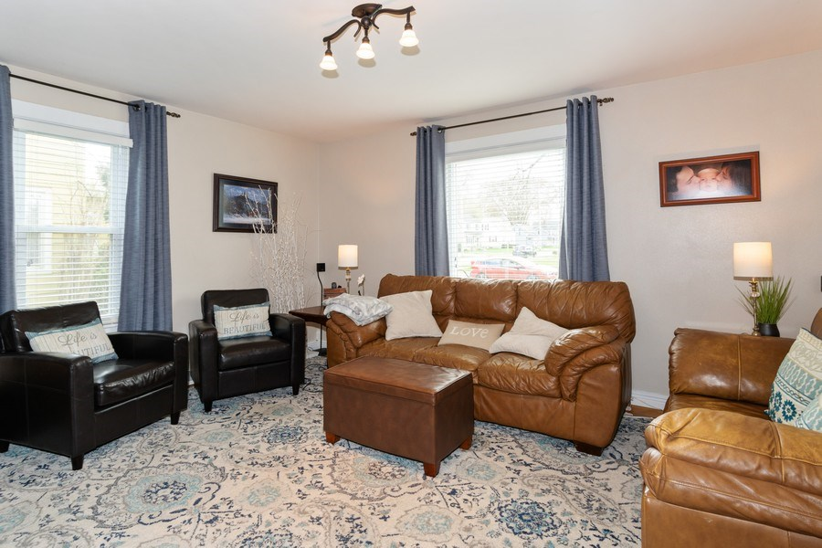 Real Estate Photography - 203 Wayland Street, Beaver Dam, WI, 53916 - Living Room
