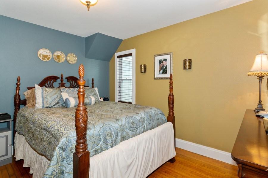 Real Estate Photography - 203 Wayland Street, Beaver Dam, WI, 53916 - Master Bedroom