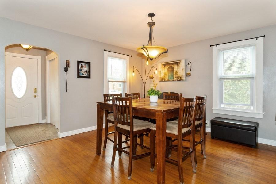 Real Estate Photography - 203 Wayland Street, Beaver Dam, WI, 53916 - Foyer/Dining Room