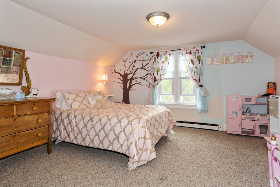 Real Estate Photography - 203 Wayland Street, Beaver Dam, WI, 53916 - 2nd Bedroom