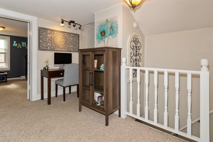 Real Estate Photography - 203 Wayland Street, Beaver Dam, WI, 53916 - 2nd Floor Corridor