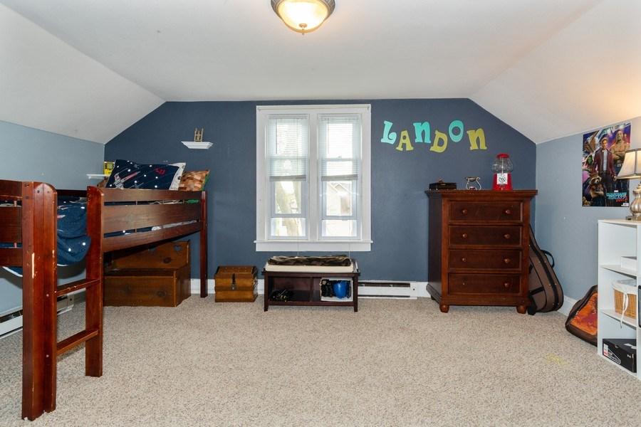 Real Estate Photography - 203 Wayland Street, Beaver Dam, WI, 53916 - Bedroom