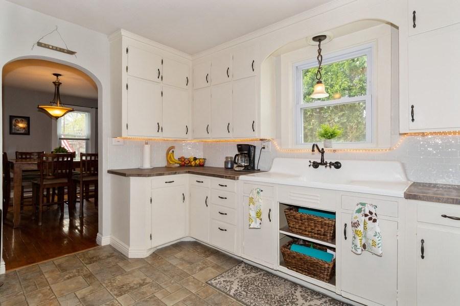Real Estate Photography - 203 Wayland Street, Beaver Dam, WI, 53916 - Kitchen