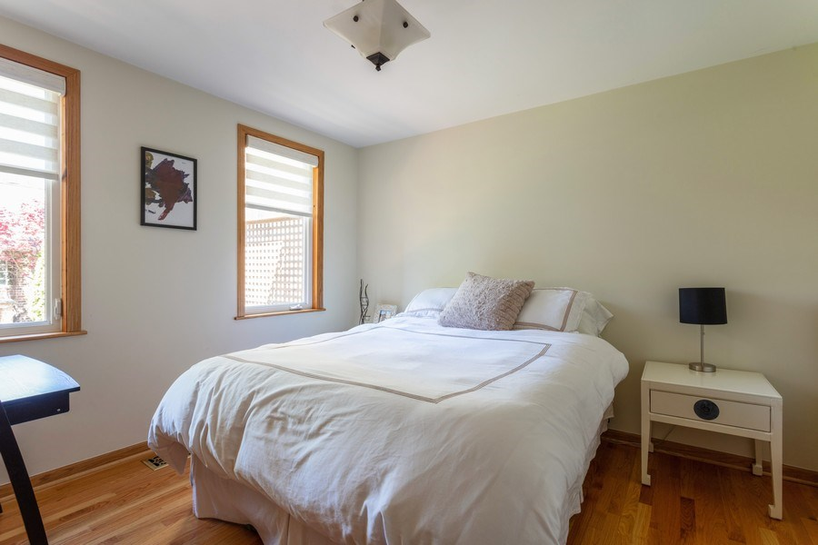 Real Estate Photography - 2432 W Huron St, Chicago, IL, 60612 - Bedroom
